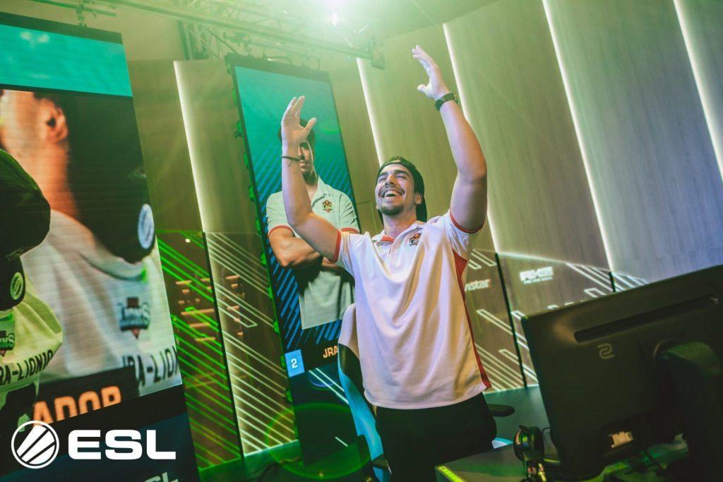 JraLion10 ganador de Movistar FIFA 18 ESL Pro Challenge