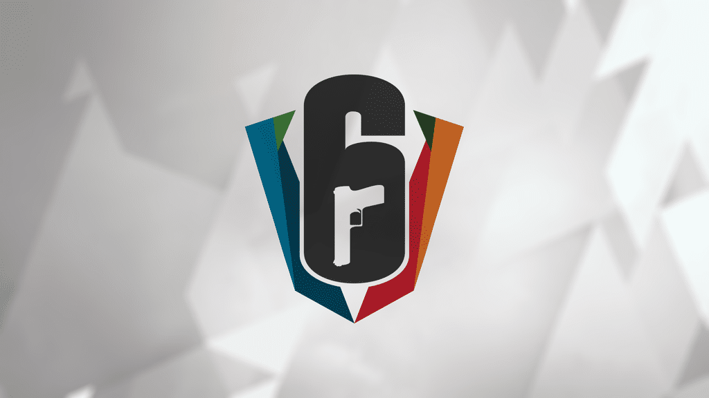 eSports4all - ¿Dónde ver el SIX INVITATIONAL? La competición de más nivel de Rainbow Six- Logo SIX INVITATIONAL