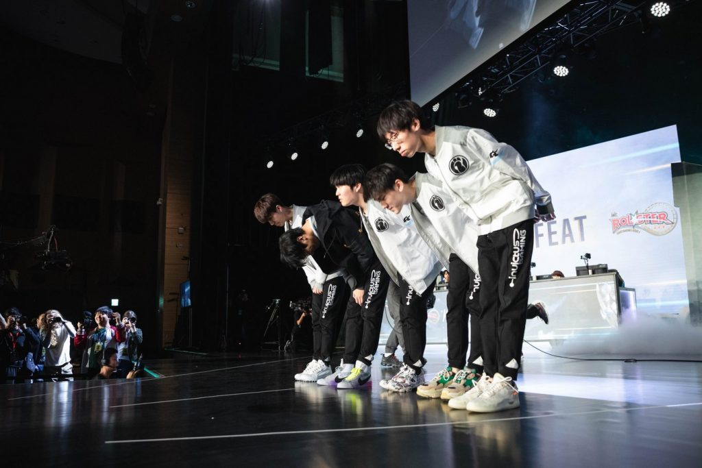 Invictus Gaming aplasta a G2 Esports en las semifinales del mundial