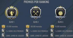 esports4all - Rangos de Élite FIFA 17