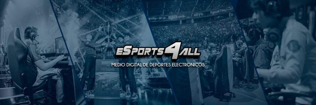 Esports4all se pone en marcha