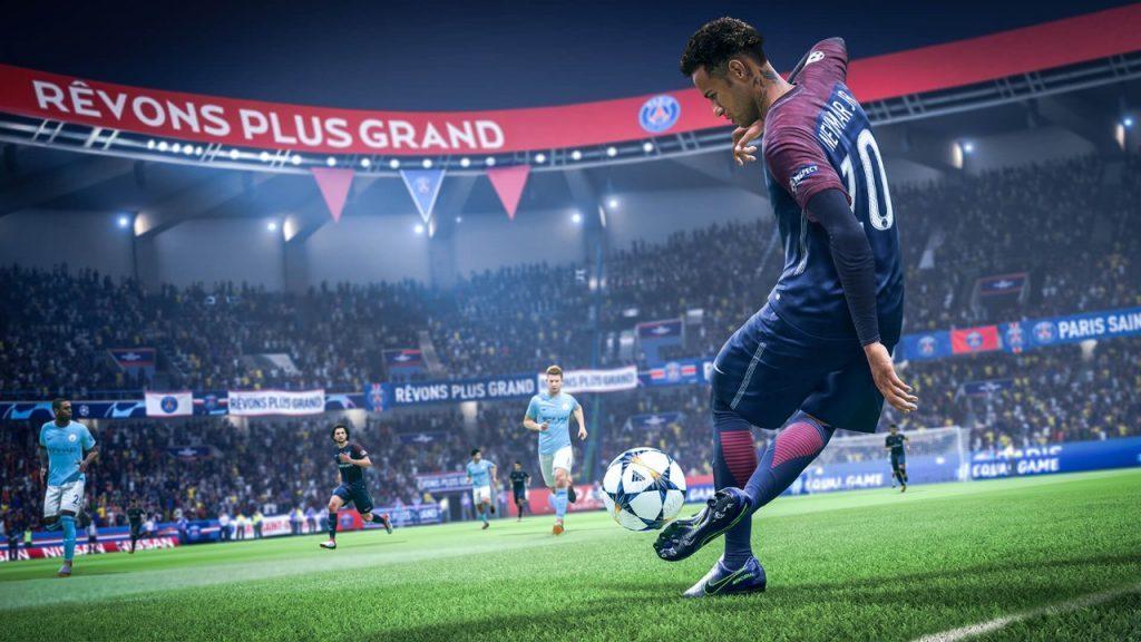 La mejor formación post parche de FIFA 19