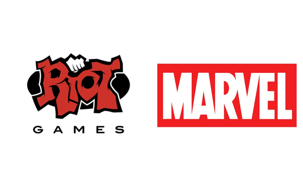 Marvel hará cómics oficiales de League Of Legends