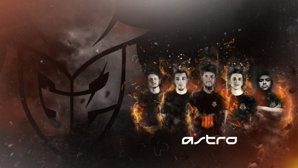 G2 Esports aterriza en el competitivo de Black Ops 4