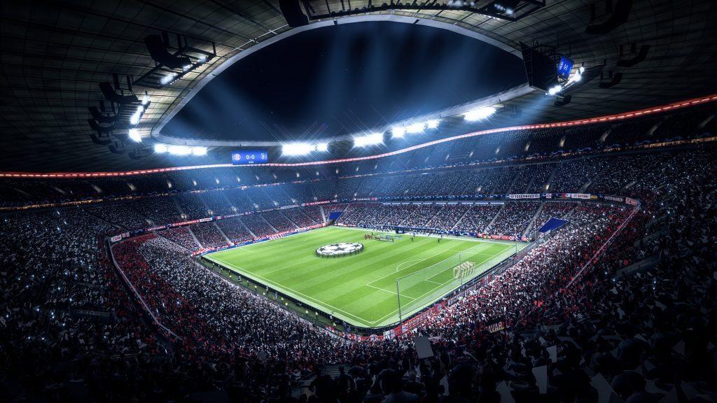 La eChampions League aterriza en FIFA19 para impulsar el competitivo