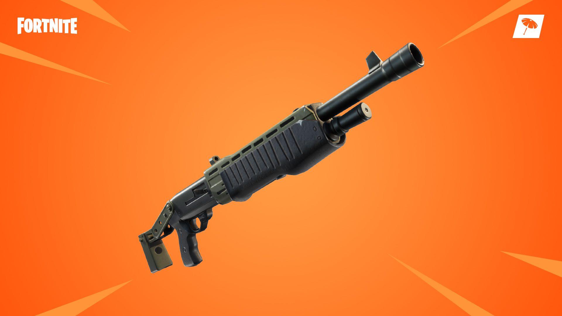 Esports4all - Nueva escopeta corredera