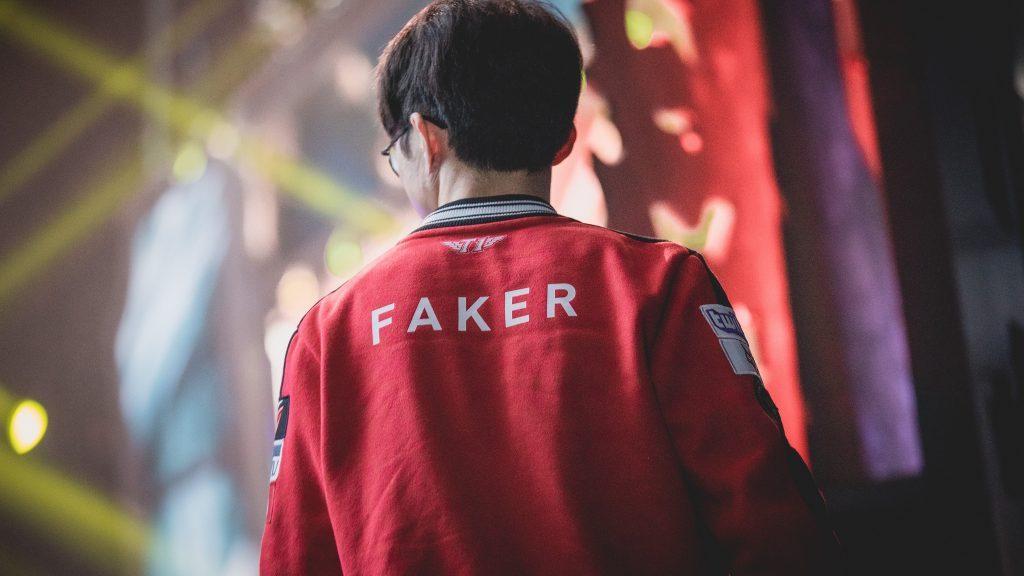 Faker podría salir de SK Telecom