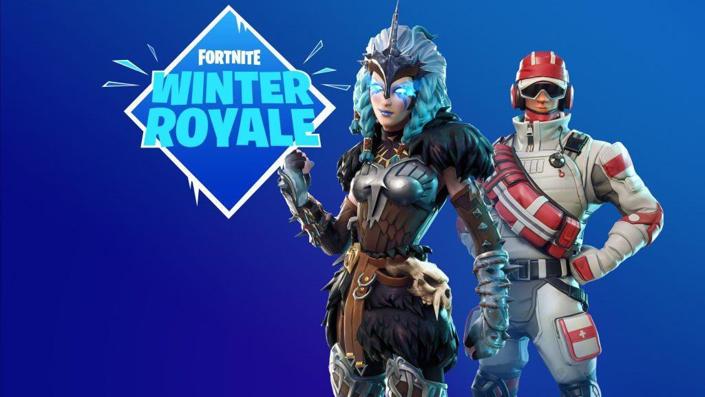 Winter Royale: el nuevo torneo abierto de Fortnite