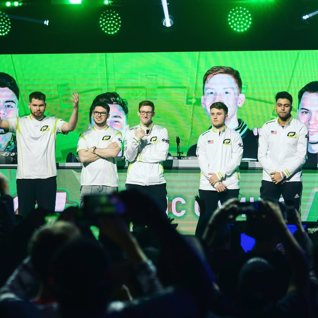 CoD: OpTic Gaming gana la CWL de Las Vegas