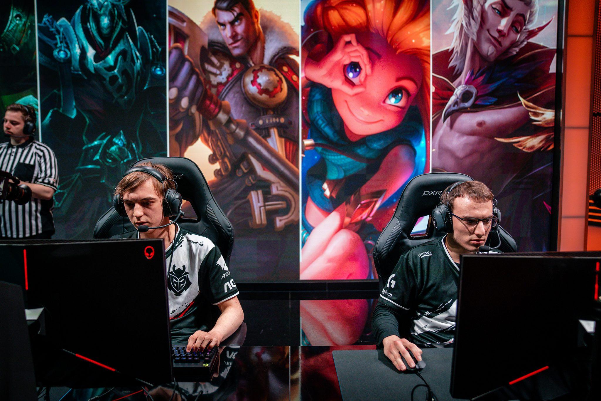 Esports4all - G2 Esports mete miedo en el día 1 de la LEC